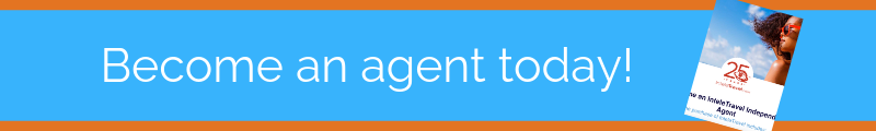 be a travel agent